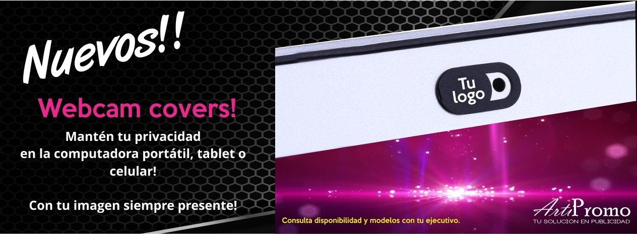 banner artipromo webcamcovers